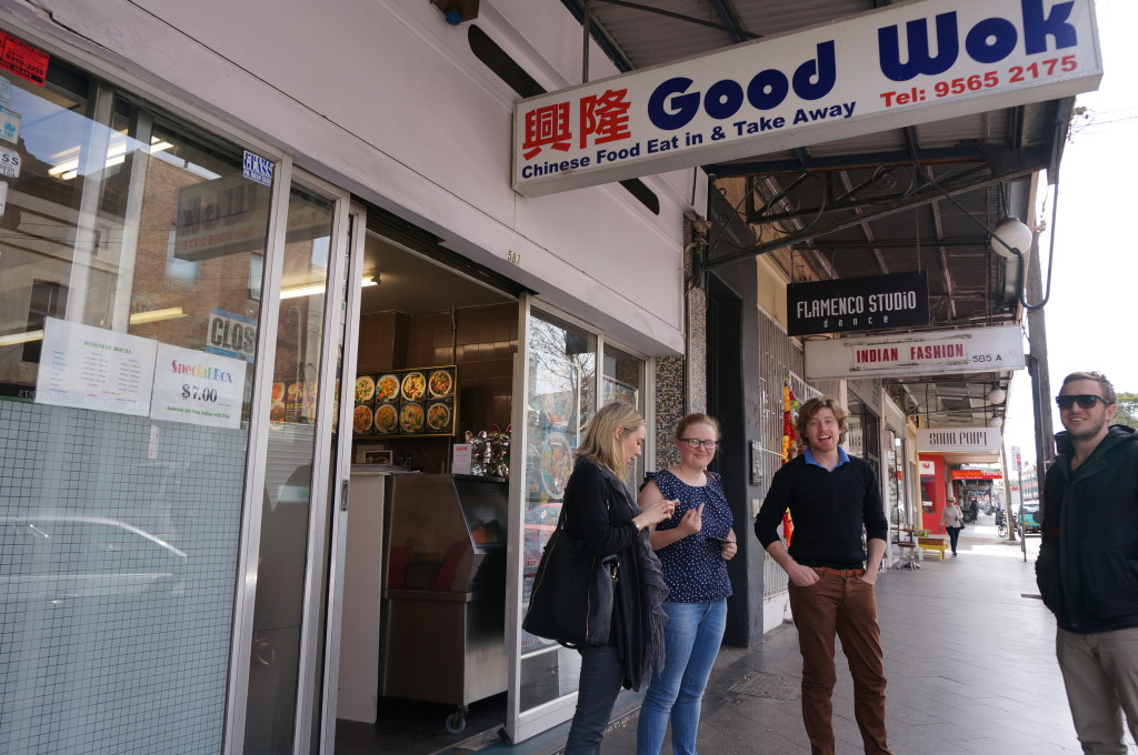 Good Wok Chinese Restaurant